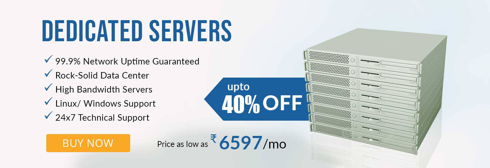 Best dedicated service in India