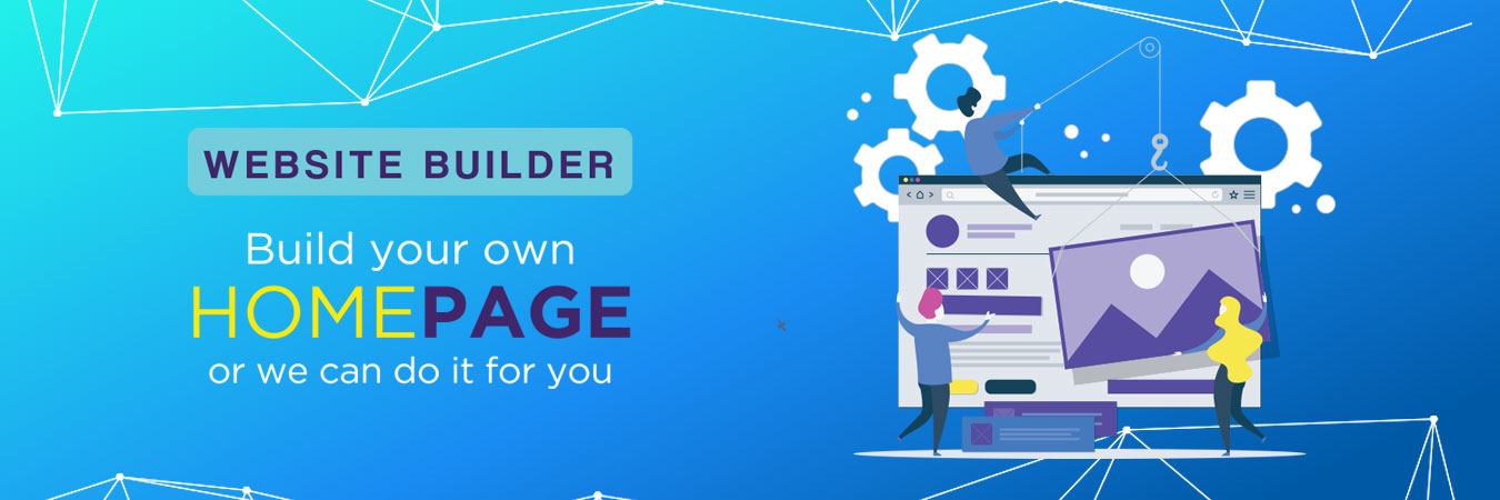 online website builder